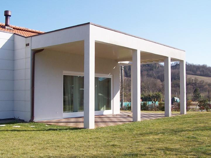 Villa contemporanea. Figline-Incisa Valdarno