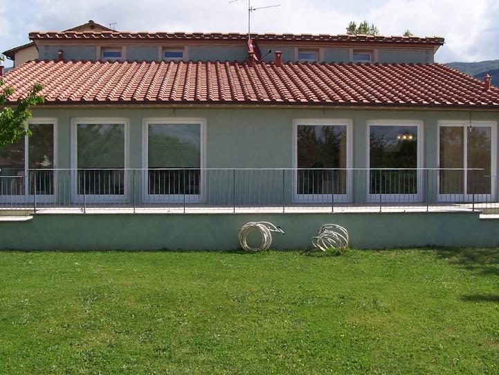 Villa privata. Castelfranco-Pian di Scò