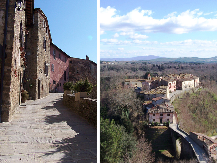 Luxury historical residence. San Giustino Valdarno